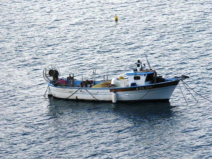 Barca da pesca for Barchetta da pesca